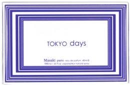 Парфюмерия и Козметика Masaki Matsushima Tokyo Days - Парфюмна вода