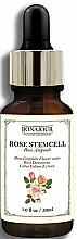 Парфюмерия и Козметика Серум за лице със стволови клетки от роза - Bonajour Rose Stemcell Ampoule