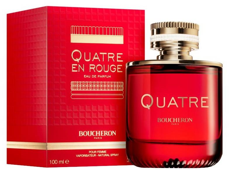 Boucheron Quatre En Rouge - Парфюмна вода