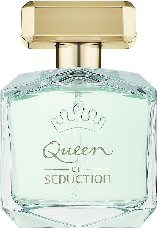 Antonio Banderas Queen of Seduction - Тоалетна вода (тестер c капачка)  — снимка N1