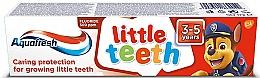 Парфюмерия и Козметика Детска паста за зъби - Aquafresh Kids PAW Patrol