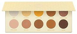 Парфюмерия и Козметика Палитра сенки за очи - Zoeva Blanc Fusion Eyeshadow Palette