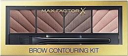 Парфюмерия и Козметика Палитра за оформяне на вежди - Max Factor Brow Contouring Powder Kit