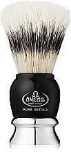 Парфюмерия и Козметика Четка за бръснене, 11648 - Omega