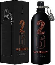 Парфюмерия и Козметика Evaflor Whisky by Whisky 26 - Тоалетна вода