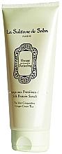 Парфюмерия и Козметика La Sultane de Saba Ginger Green Tea - Скраб за тяло с копринен протеин