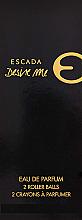 Парфюмерия и Козметика Escada Desire Me - Комплект парфюми (рол-он)