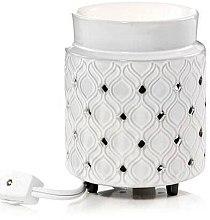 Парфюмерия и Козметика Електрическа лампа за восък - Yankee Candle Ceramic Electric Wax Melt Warmer
