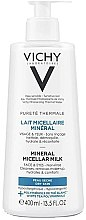 Парфюми, Парфюмерия, козметика Мицеларно почистващо мляко за суха кожа - Vichy Purete Thermale Mineral Micellar Milk For Dry Skin