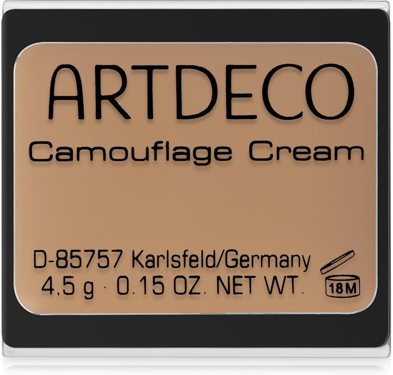 Водоустойчив крем-коректор (пълнител) - Artdeco Camouflage Cream Concealer