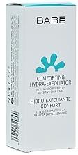 Парфюмерия и Козметика Нежен овлажняващ скраб за лице - Babe Laboratorios Comforting Hydra-Exfoliator