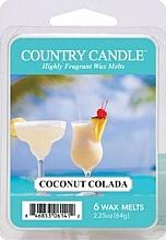 Парфюмерия и Козметика Восък за арома лампа - Country Candle Coconut Colada Wax Melts