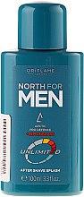 Парфюми, Парфюмерия, козметика Лосион за след бръснене - Oriflame North For Men Unlimited Aftershave Splash