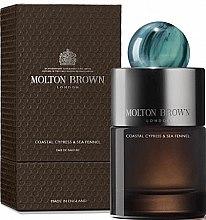Парфюмерия и Козметика Molton Brown Coastal Cypress & Sea Fennel Eau de Parfum - Парфюмна вода