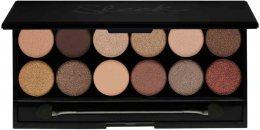 Парфюмерия и Козметика Палитра сенки за очи - Sleek MakeUP i-Divine Eyeshadow