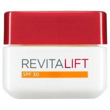 Парфюмерия и Козметика Дневен крем против бръчки - L'Oreal Paris Revitalift Day Cream SPF30