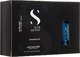 Парфюми, Парфюмерия, козметика Хидратиращо масло за блясък на косата - Alfaparf Illuminating Essential Oil