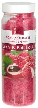 Сол за вана - Fresh Juice Litchi & Patchouli — снимка N1