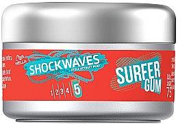 Парфюми, Парфюмерия, козметика Восък за коса - Wella Pro Shockwaves Surfer Gum
