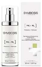 Парфюмерия и Козметика Възстановяващ серум за лице - Symbiosis London Revitalising & Redensifying Facial Serum