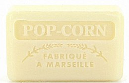 Парфюмерия и Козметика Марсилски сапун с пуканки - Foufour Savonnette Marseillaise Pop-Corn