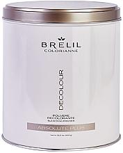 Парфюмерия и Козметика Изсветляваща пудра за коса - Brelil Colorianne Prestige Absolute Plus Bleaching Powder