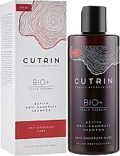 Парфюмерия и Козметика Активен шампоан против пърхот - Cutrin Bio+ Active Anti-Dandruff Shampoo