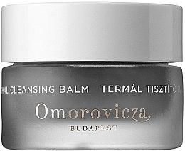 Парфюмерия и Козметика Термално почистващ балсам за лице - Omorovicza Thermal Cleansing Balm (мини)
