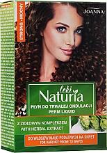 """Парфюмерия и Козметика Течност за перманентно къдрене на коса """"Силна"""" - Joanna Naturia Loki Liquid"""