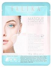 Парфюмерия и Козметика Памучна маска за лице с розова глина - Talika Pink Clay Mask