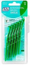 Парфюми, Парфюмерия, козметика Интердентална четка - TePe Interdental Brushes Angle Green 0,8мм