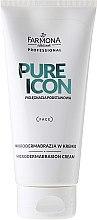 Парфюми, Парфюмерия, козметика Микродермален пилинг - Farmona Professional Pure Icon Cleansing Face Wash Gel-Mask