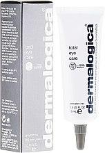Парфюмерия и Козметика Комплексен крем за околоочна зона - Dermalogica Total Eye Care SPF 15
