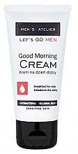 "Парфюми, Парфюмерия, козметика Крем за лице ""Добро утро"" - Hean Men's Atelier Good Morning Crea"