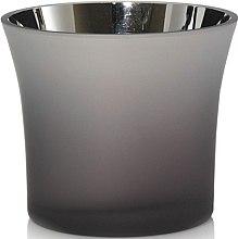 Парфюмерия и Козметика Чаша за свещ - Yankee Candle Savoy Ombre Metallic Glass Votive