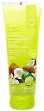 Парфюмерия и Козметика Скраб за тяло с кокос и лайм - Grace Cole Fruit Works Coconut & Lime Body Scrub