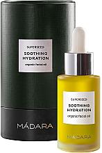Парфюмерия и Козметика Хидратиращо и омекотяващо масло за лице - Madara Cosmetics Superseed Soothing Hydration Beauty Oil