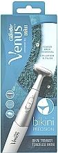 Парфюмерия и Козметика Тример за бикини зона - Gillette Venus Bikini Precision Electric Bikini Trimmer