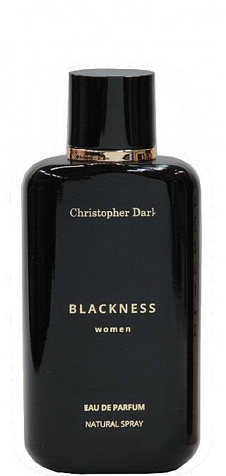 Christopher Dark Blackness - Парфюмна вода