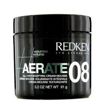 Парфюми, Парфюмерия, козметика Крем-мус за плътна коса - Redken Styling Aerate 08