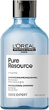 Парфюмерия и Козметика Почистващ шампоан - L'Oreal Professionnel Pure Resource Purifying Shampoo