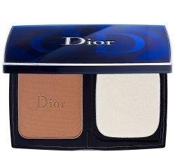 Парфюмерия и Козметика Компактна пудра - Dior Diorskin Forever Compact SPF 25 (тестер в кутия)