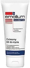 Парфюми, Парфюмерия, козметика Гел за душ - Emolium Diabetix Protective Cleansing Gel for Diabetics
