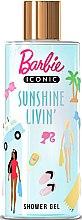 Парфюмерия и Козметика Bi-es Barbie Iconic Sunshine Livin' - Душ гел