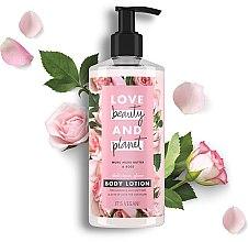 """Парфюмерия и Козметика Лосион за тяло """"Невероятно озаряване"""" - Love Beauty&Planet Delicious Glow Body Lotion"""
