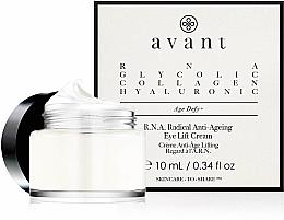 Парфюмерия и Козметика Крем-лифтинг за околоочен контур с гликолова киселина - Avant R.N.A. Radical Anti-Ageing Eye Lift Cream