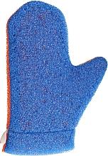 """Парфюмерия и Козметика Масажна ръкавица """"Aqua"""", 6021 двуцветна - Donegal Aqua Massage Glove"""