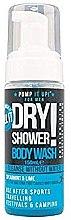 Парфюми, Парфюмерия, козметика Пяна за сухо почистване на тяло с аромат на мента и лайм - Pump It Up Dry Shower Body Spearmint & Lime