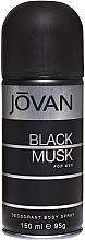Парфюми, Парфюмерия, козметика Jovan Black Musk For Men - Дезодорант