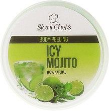 "Парфюми, Парфюмерия, козметика Пилинг за тяло ""Ледено мохито"" - Stani Chef's Icy Mojito Body Peeling"